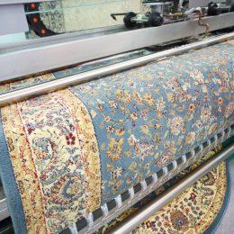 قالیشویی در ولنجک